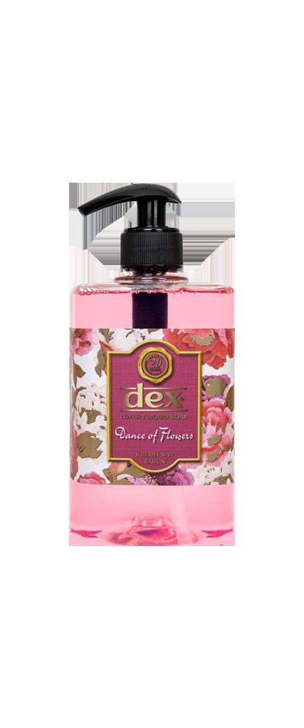 Dex Sıvı Sabun 500 ml Luxury Series - Dance of Flowers