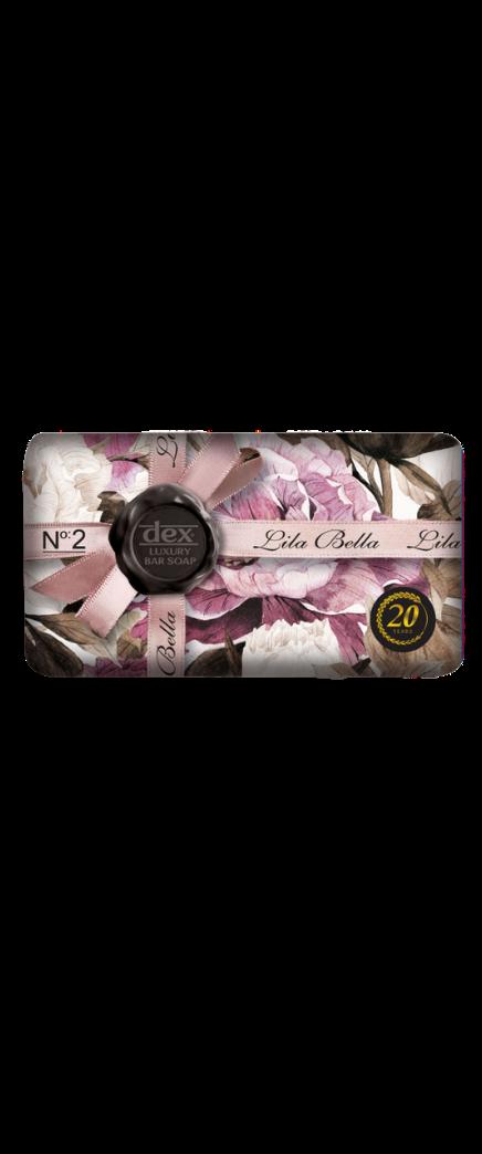 Dex Katı Sabun 150 gr Luxury Series - Lila Bella