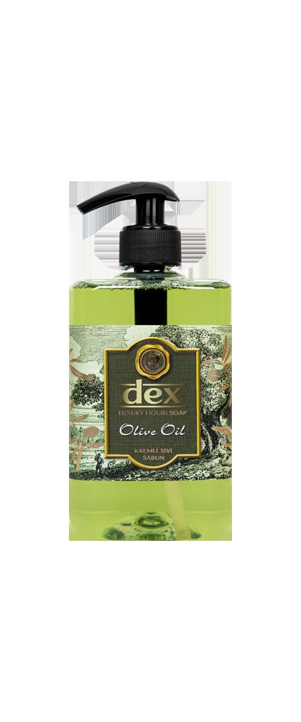Dex Sıvı Sabun 500 ml Luxury Series - Olive Oil