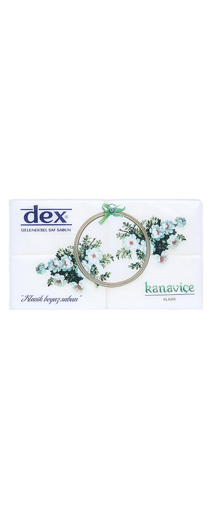 Dex Banyo Sabunu Kanaviçe 4x150 gr - Klasik