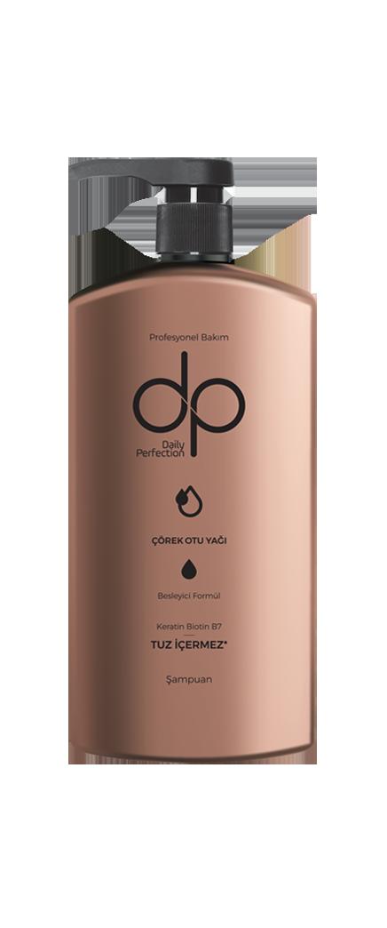 dp Şampuan 800 ml Çörekotu