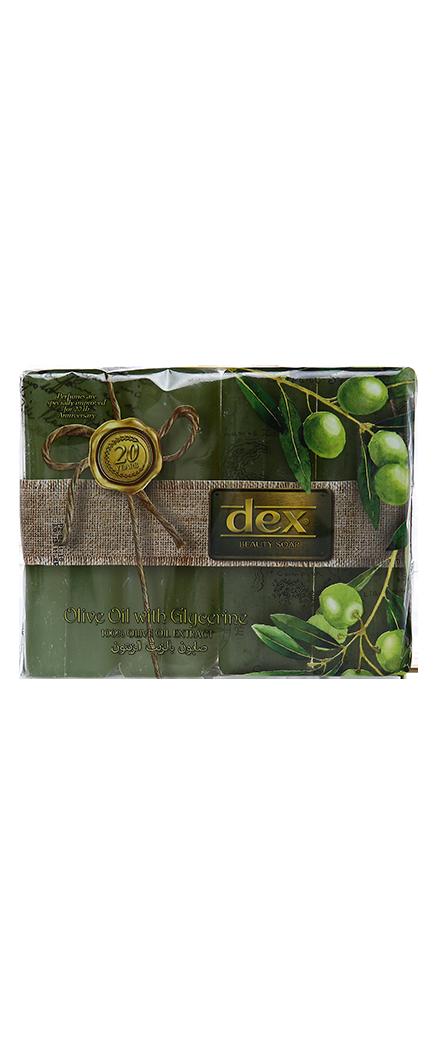 Dex Gliserinli Banyo Sabunu 4x150 gr - Zeytinyağlı
